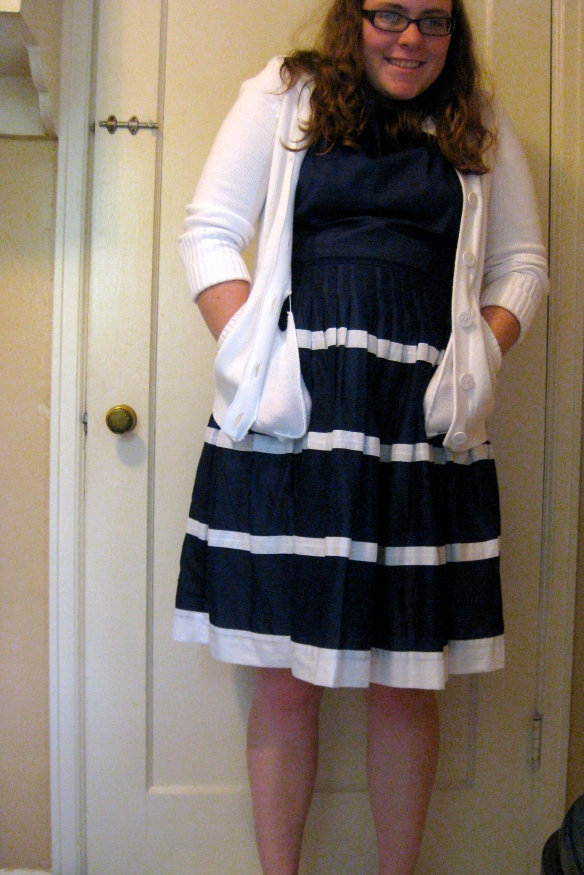 Blue Sailor Dress from Talbots