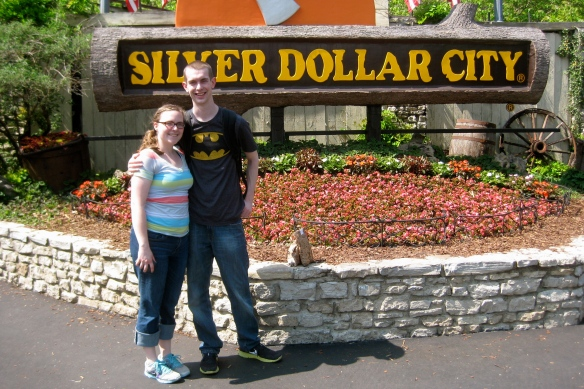History of Silver Dollar City, a theme park in Branson, MO.