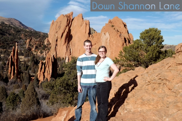 Our vacation to the Colorado Springs, Colorado area